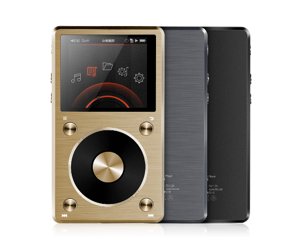 Плеер FIIO X5 II Gold Limited Edition - рис.3