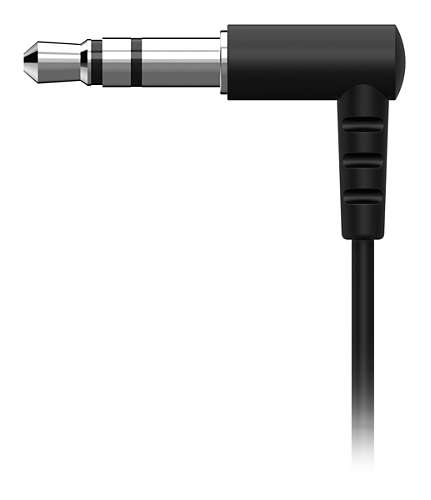 Наушники Philips SHE1450BK/51 - рис.1