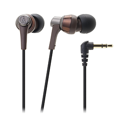 Наушники Audio-Technica ATH-CKR3 Brown