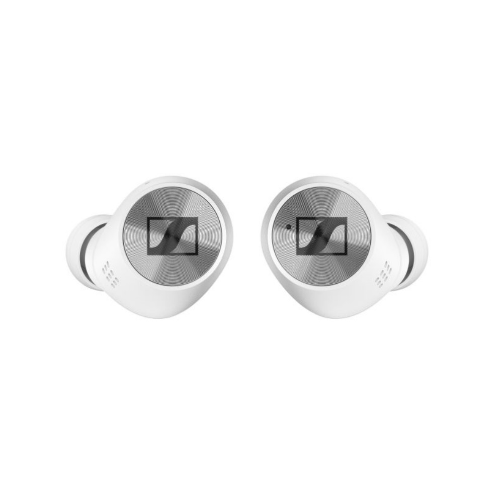 Купить беспроводные наушники sennheiser momentum true wireless 2 white по цене от 22850 руб., характеристики, фото, доставка