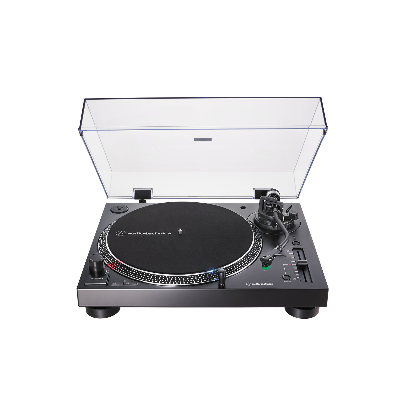 Купить виниловый проигрыватель Audio-Technica AT-LP120XUSB Black по цене от 36990 руб., характеристики, фото, доставка
