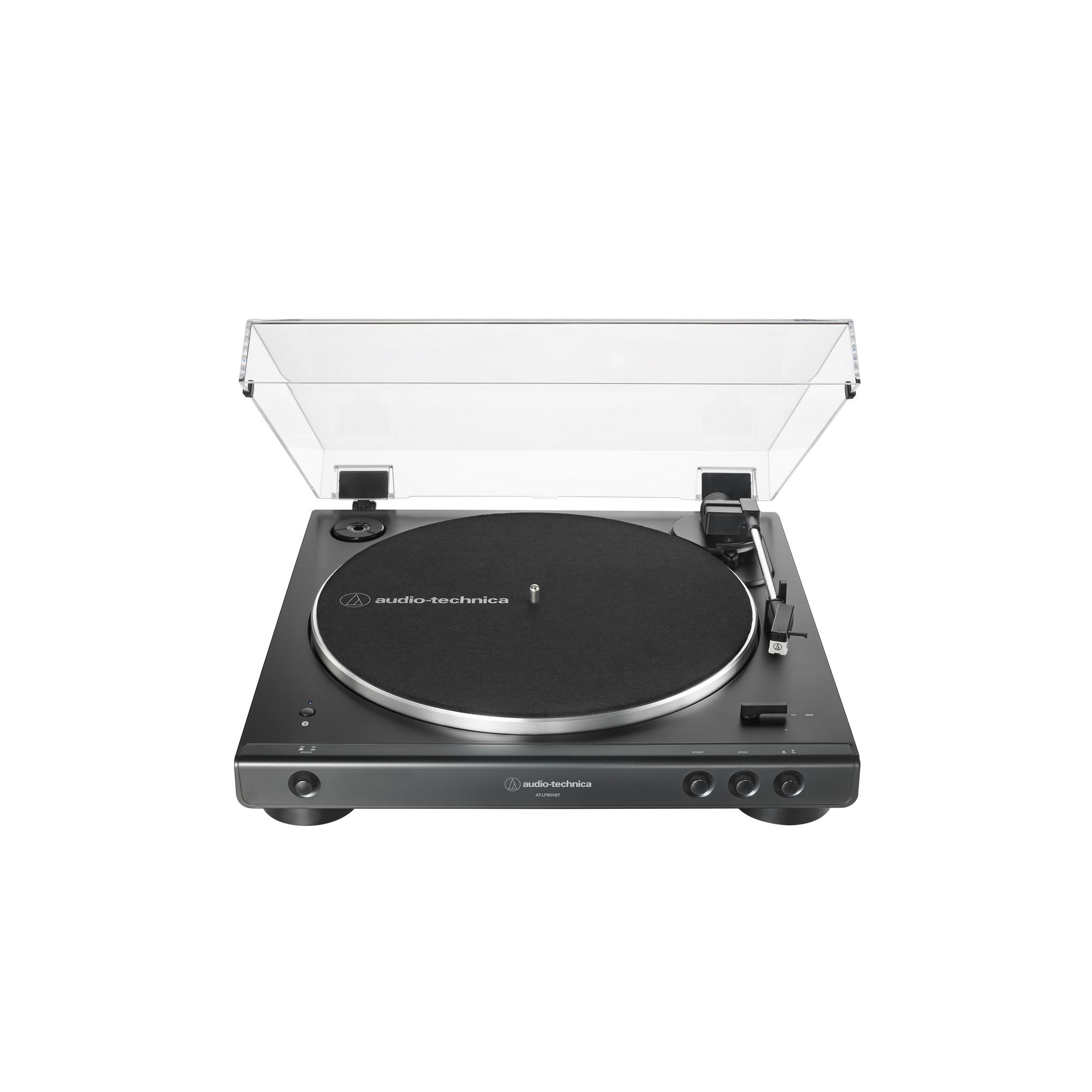 Купить виниловый проигрыватель audio-technica at-lp60xbt black по цене от 19990 руб., характеристики, фото, доставка