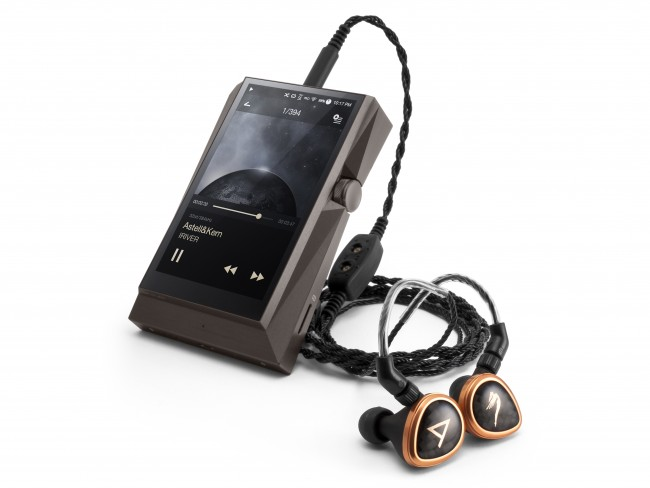 Наушники Astell&Kern ft. JH Audio Rosie - рис.1