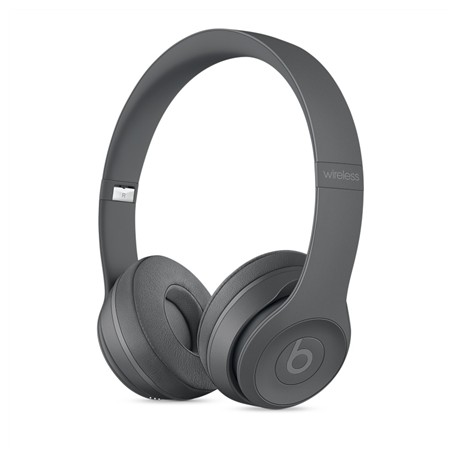 Беспроводные наушники Beats Solo 3 Wireless Neighborhood Collection Asphalt Gray - рис.6
