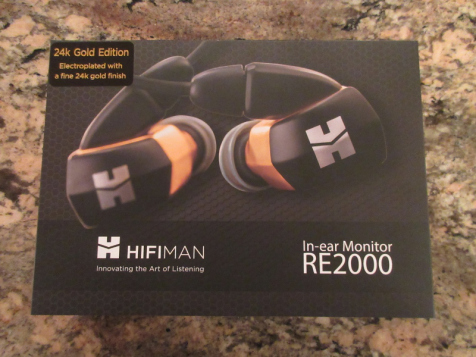 Наушники HiFiMan RE2000 Gold - рис.15