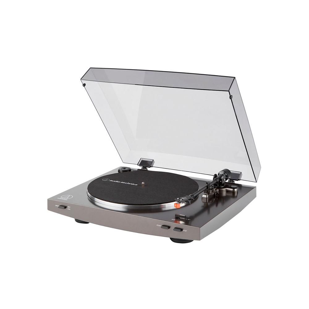 Купить виниловый проигрыватель audio-technica at-lp2xgy grey по цене от 23990 руб., характеристики, фото, доставка