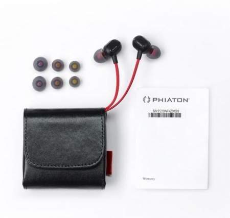 Наушники Phiaton by Cresyn MS 300BA Black - рис.4