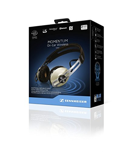 Беспроводные наушники Sennheiser MOMENTUM On-Ear 2.0 Wireless Ivory (M2 OEBT) - рис.4