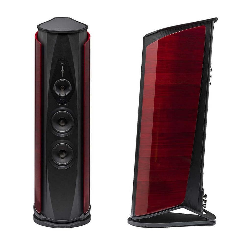 Купить напольную акустику sonus faber aida ii red по цене от 11400000 руб., характеристики, фото, доставка