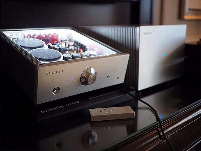 Burson Audio Conductor Virtuoso USB DAC