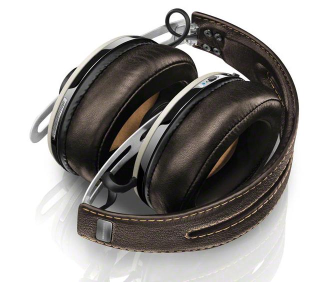 Sennheiser Momentum Wireless и  Sennheiser Momentum On-Ear Wireless CES 2015 Sеnnheiser Беспроводные наушники Sennheiser Беспроводные наушники Sennheiser