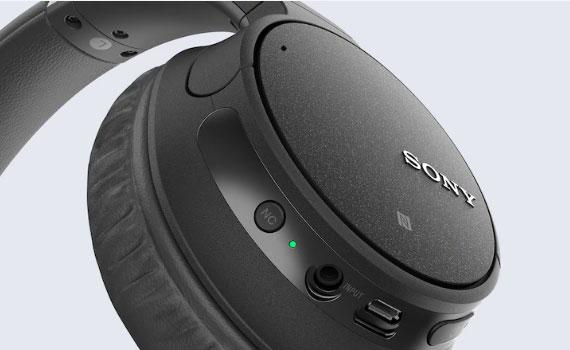 Наушники Sony WH-CH700N Black