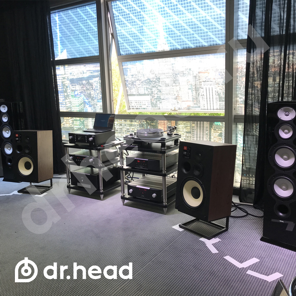 HARMAN Luxury Audio Group - Mark Levinson