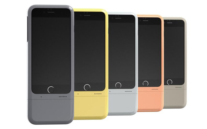CEntrance HiFi-Skÿn – это чехол и внешний ЦАП для iPhone (5, 5S, 6, 6 Plus)
