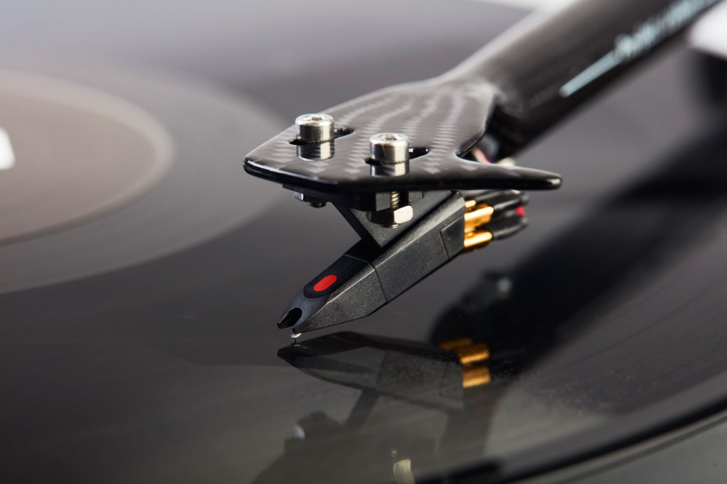 Mag-Lev Audio ML