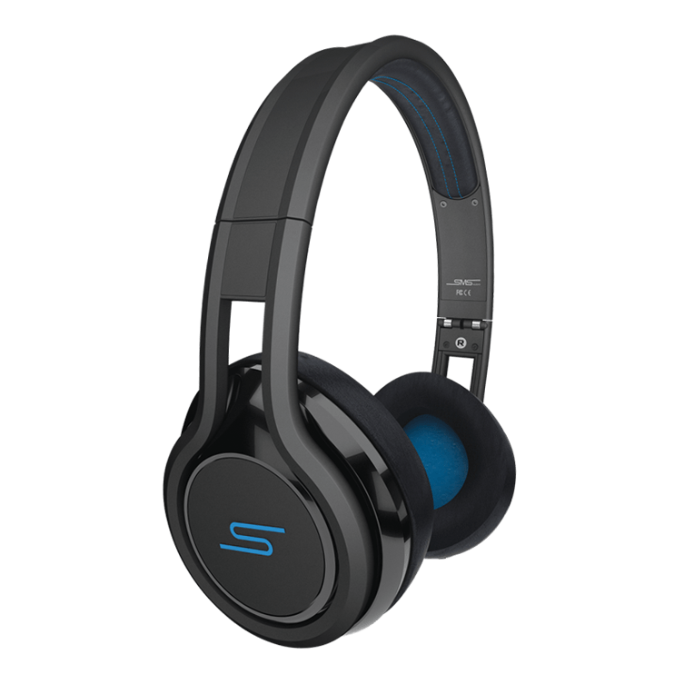 SMS Audio STREET by 50 On-Ear Black