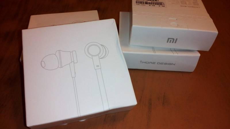 Xiaomi Mi Piston Basic Edition Pink