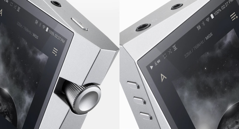 Astell & Kern SR25 stainless steel