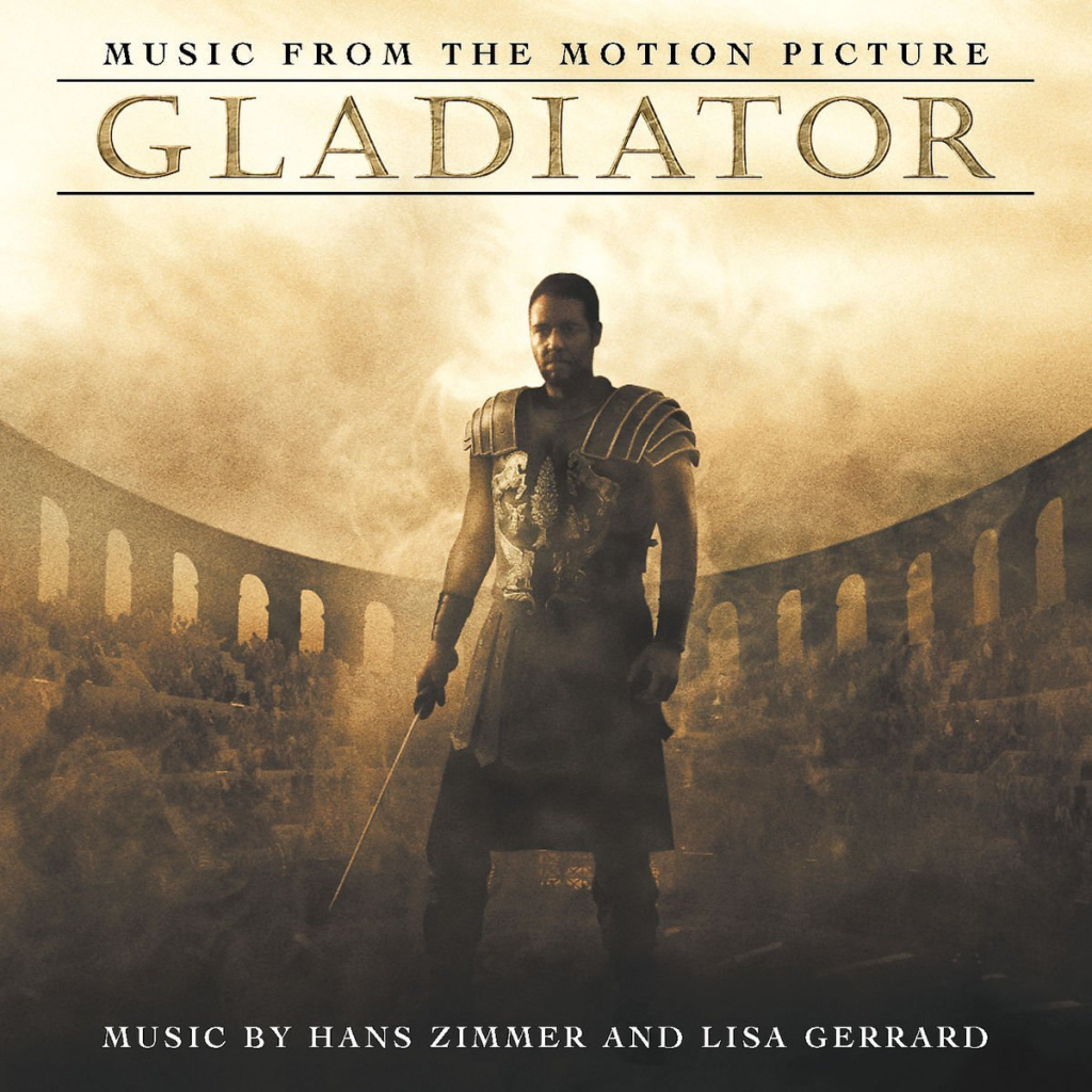 SOUNDTRACK GLADIATOR LP