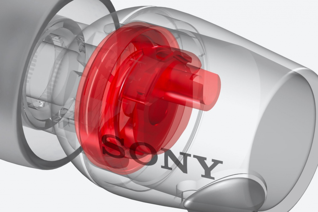 SONY MDR EX750 h.ear in