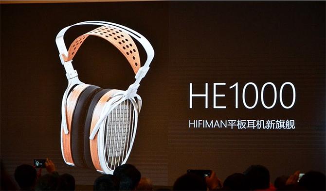 CES2015 HiFiMAN HiFiMan HE-1000