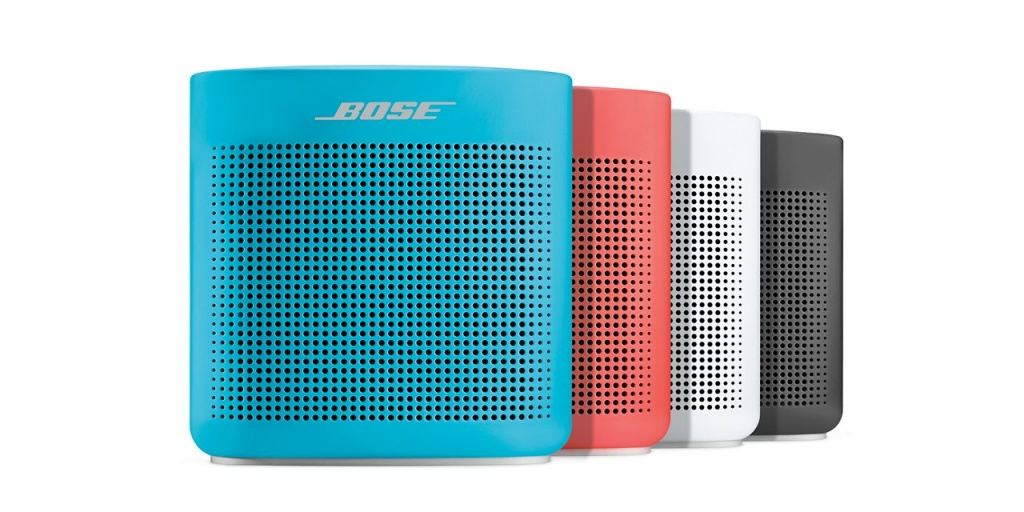 Колонки Bose Soundlink Color II