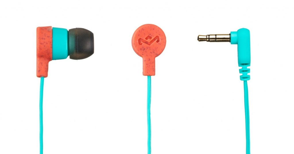 Marley Mystic In-Ear Turquoise EM-JE070-TQ