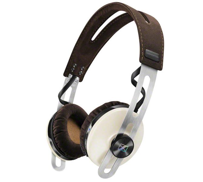 Sennheiser Momentum Wireless On Ear CES 2015  Sеnnheiser Беспроводные наушники Sennheiser