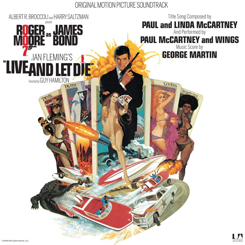 Various - Live And Let Die (Original Motion Picture Soundtrack)