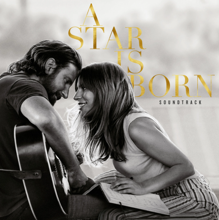 Lady Gaga and Bradley Cooper - A Star Is Born OST 2LP