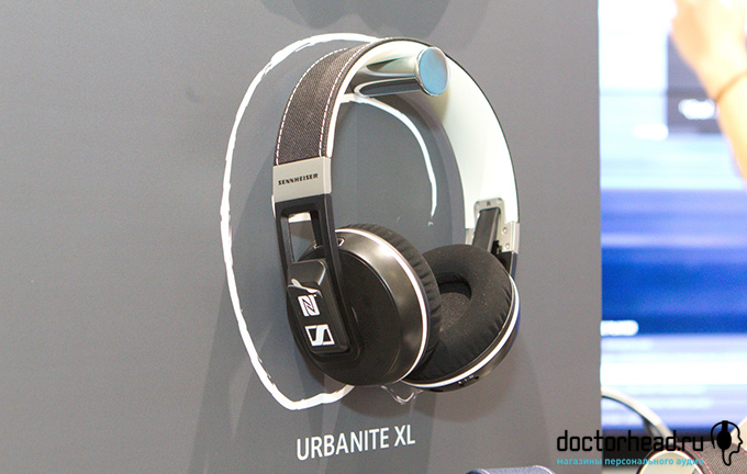 Sennheiser URBANITE XL WIRELESS IFA 2015