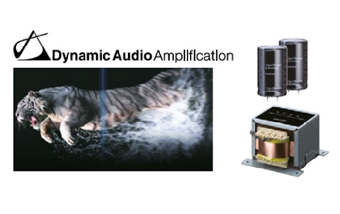 Onkyo Dynamic Audio Amplification