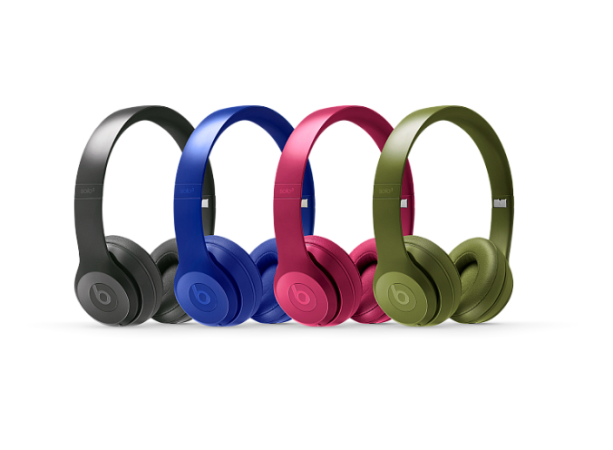 Беспроводные наушники Beats Solo 3 Wireless Neighborhood Collection Break Blue - рис.6