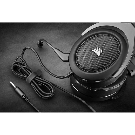 Игровые наушники Corsair Gaming HS60 Pro Surround Carbon - рис.11