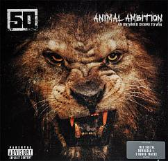 Пластинка 50 Cent - Animal Ambition (An Untamed Desire To Win)