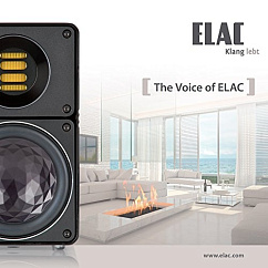 CD-диск The Voice Of Elac CD