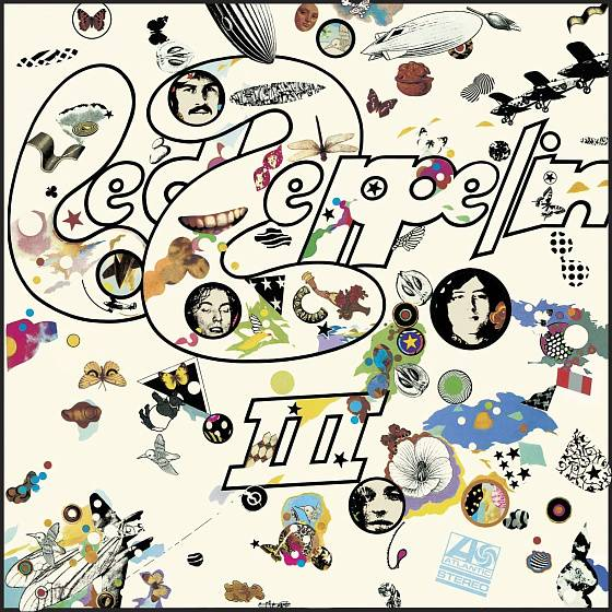 Пластинка LED ZEPPELIN LED ZEPPELIN III (2LP)