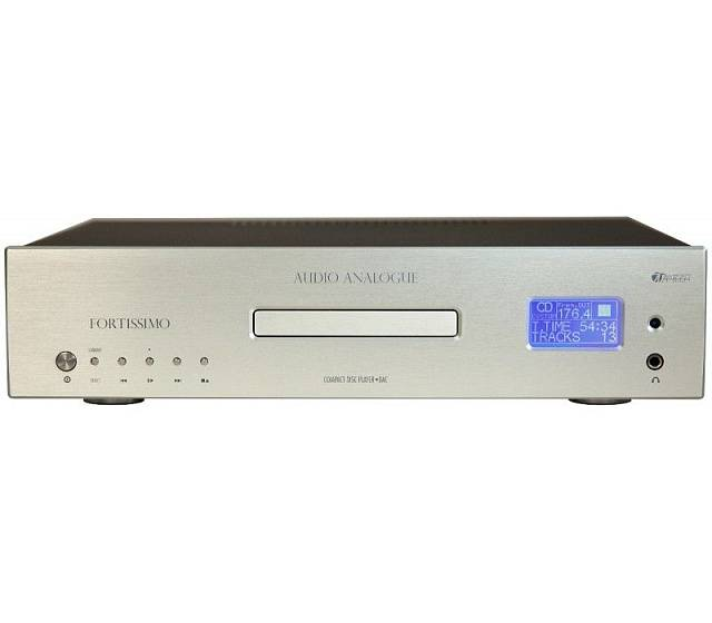 CD-проигрыватель Audio Analogue Fortissimo CD Player by Airtech - рис.2