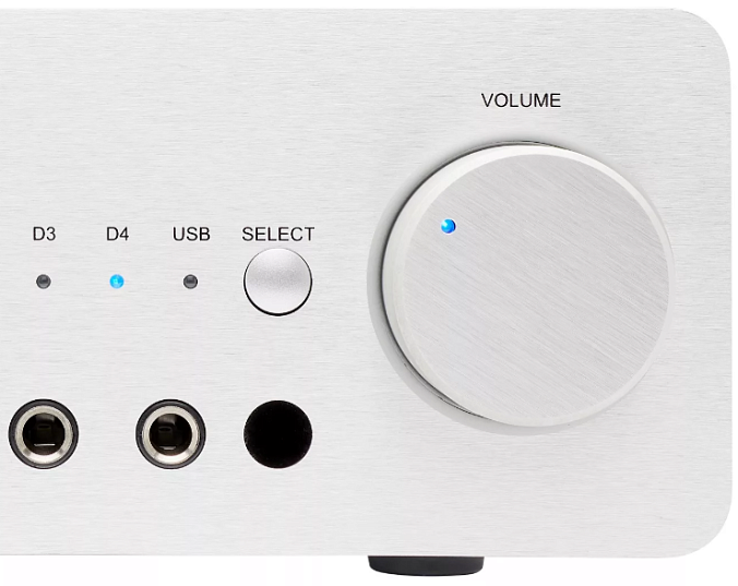 Усилитель Exposure XM HP Headphone Amplifier Silver - рис.3