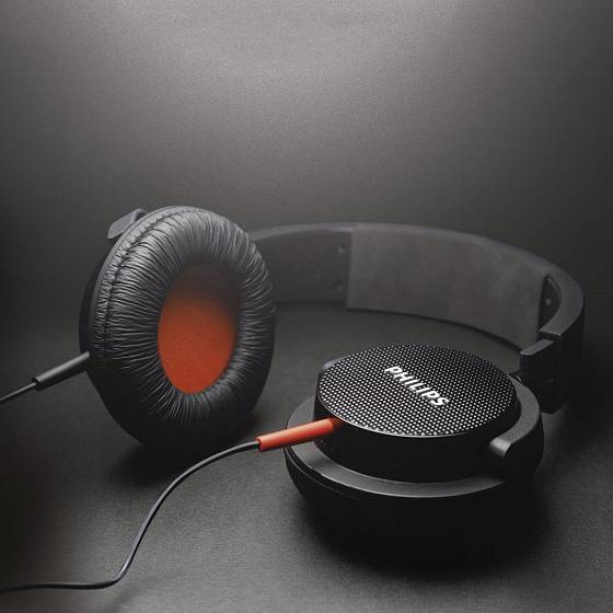 Наушники Philips SHL3100 Black - рис.1