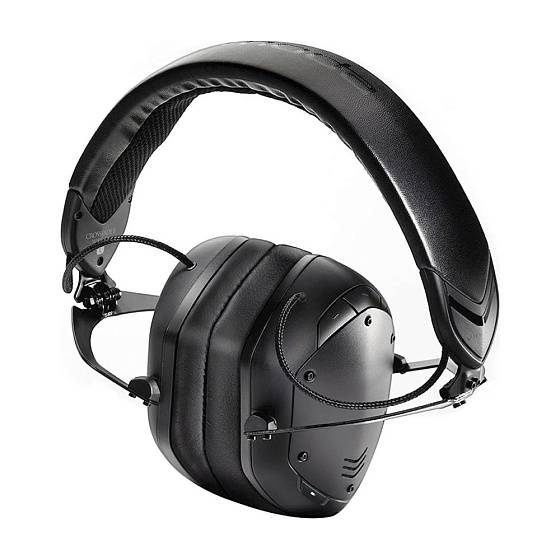 Беспроводные наушники V-Moda Crossfade 2 Wireless Codex Edition Matte Black - рис.4