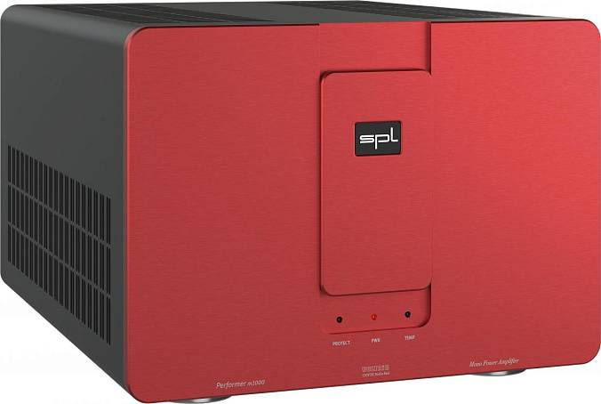 Усилитель SPL Performer m1000 Red - рис.2