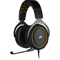 Игровые наушники Corsair Gaming HS60 Surround Yellow