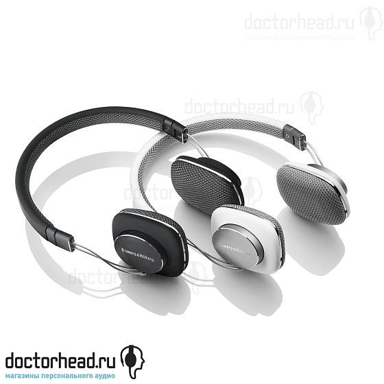 Наушники Bowers & Wilkins P3 Black - рис.14