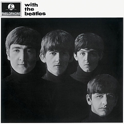Пластинка THE BEATLES WITH THE BEATLES