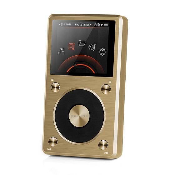 Плеер FIIO X5 II Gold Limited Edition