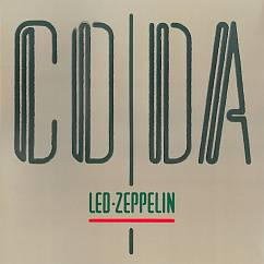 Пластинка Led Zeppelin - Coda