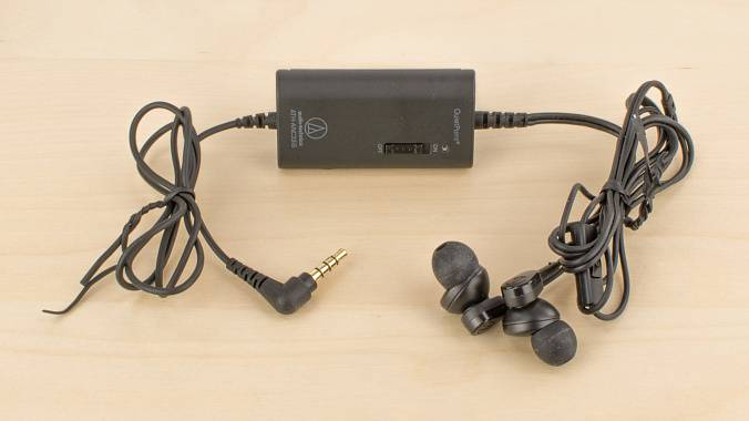 Наушники Audio-Technica ATH-ANC33iS - рис.5