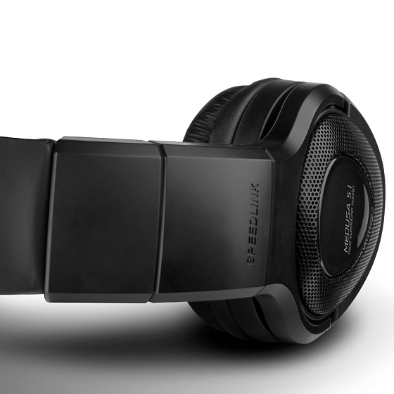 Игровая гарнитура Speedlink MEDUSA 5.1 True Surround Headset - рис.3