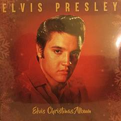 Пластинка Elvis Presley - Elvis Christmas Album LP